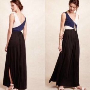 Anthropologie Maeve Elysian Maxi Dress Sz XSP